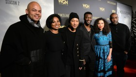 WGN America's 'Underground' Season Two Party Hosted by John Legend at 2017 Sundance Film Festival