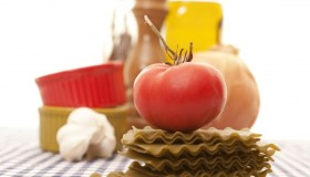 Italian Food Series, Lasagna Ingredients, Olive Oil