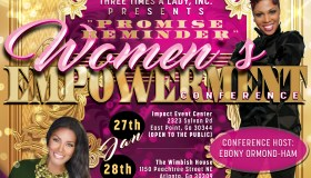Promise Reminder Women's Empowerment Conference