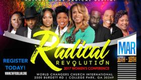 Radical Revolution 2017 Women's Conference - Client Provided Creflo Dollar Ministries