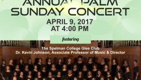 Annual Palm Sunday Concert