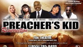 The Preacher's Kid Resurrection - Client Provided Stan Foster Media