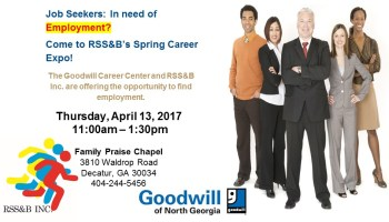 Spring Career Expo