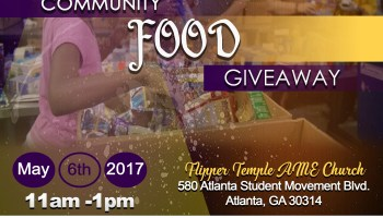 Community Food Giveaway