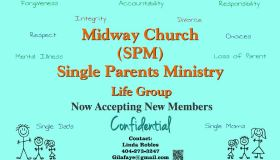Single Parents Ministry Life Group
