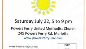 Summer Celebration at Powers Ferry United Methodist Church
