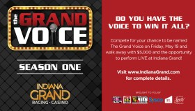 Indiana Grand - The Voice Competition
