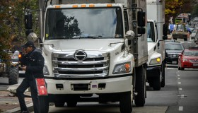 New DDOT regs starting Nov. 3, will require all delivery trucks in DC to have a $323 annual permit to use commercial loading zones, in Washington, DC.