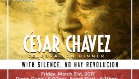 Cesar Chaves Dinner