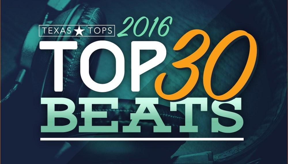 Top Beats Dallas Graphic