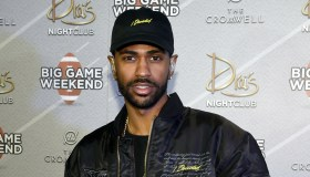 Big Sean Album Release Party At Drai's Beach Club - Nightclub In Las Vegas