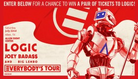 Logic Ticket Giveaway_Enter-to-win Contest_KBFB_RD_Dallas_May 2017