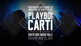 Playboi Carti Ticket Giveaway