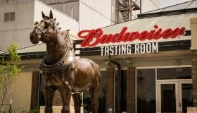 Anheuser-Busch's Houston Brewery
