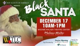 2016 Black Santa Event