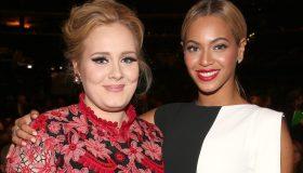 Beyonce, Adele