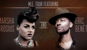 Marsha Ambrosius and Eric Benet Flyer - Indy