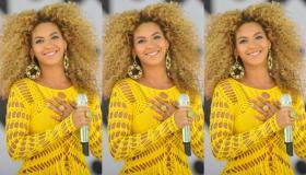 Beyonce Three Times