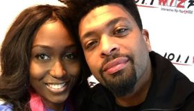 DJ Dimepiece and DeRay Davis