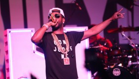 Showtime Hosts Juicy J