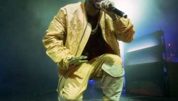 Big Sean Performs At Revention Music Center