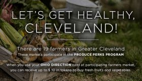 YMCA Clevelanders In Motion Campaign