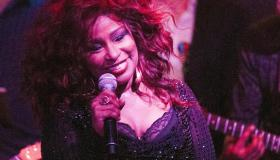 Chaka Khan Performs At Ronnie Scott's Jazz Club In London