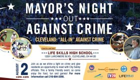 33rd Annual Night Out Against Crime