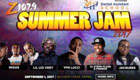 Z1079 Summer Jam 2017 promo #1