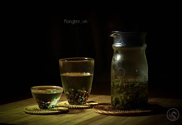 Kỹ thuật pha trà lạnh – chưa bao giờ uống trà lại dễ đến thế!!!