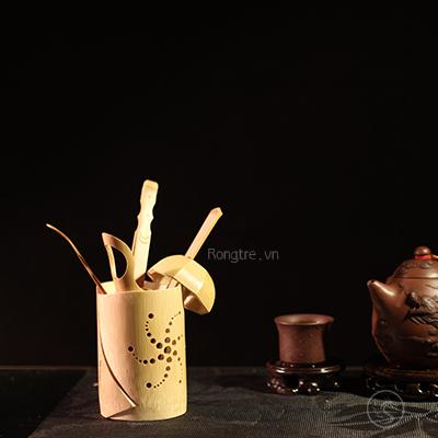 Bộ trà lục quân tử (茶道六君子)
