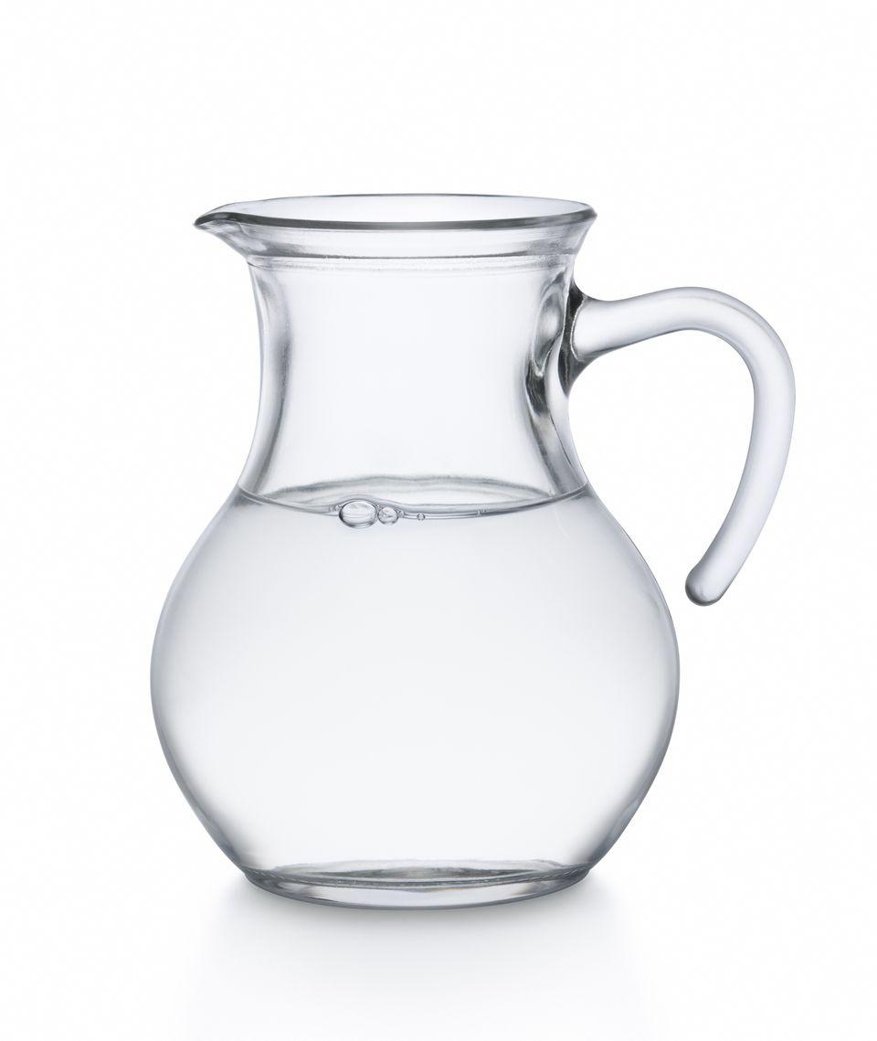Nước dùng để pha trà