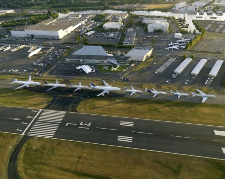 Boeing Honors 7-Series Airplane Family With Special Customer Show