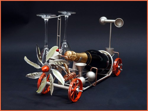 Champagne Carriage