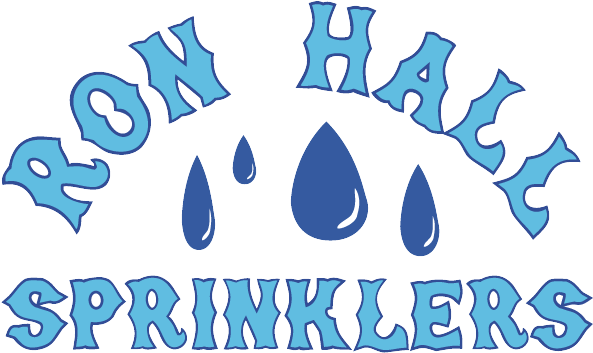 Ron Hall Sprinklers Logo