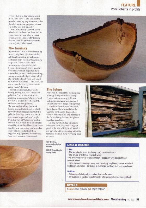 Woodturning P3