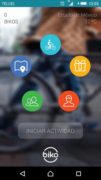Biko, la app que te paga por andar en bicicleta