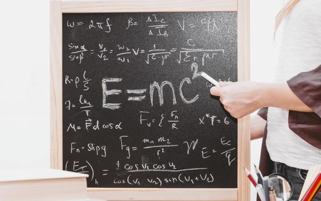 Este es el campo ocupacional de un matemático