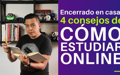 Encerrado en casa: 4 canales para seguir estudiando