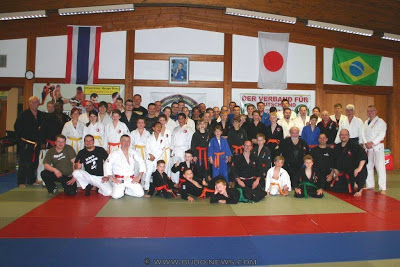 5. Int. Budoseminar 26.-27.04.2014 in Herbrechtingen