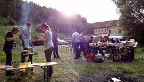 RoninZ Sommerparty 2012 14. Juli 2012  in RoninZ Kampfkunstschule in Weingarten