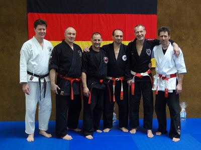 23. Internationaler Jiu Jitsu Lehrgang 09.-10. März 2013 in Otterbach