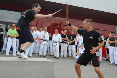 Internationales Budo Event am 13. Juli 2013 in Walldorf