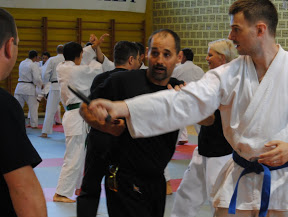 International Ju-Jitsu Summercamp 22.-27. August 2011 Tolmin/Slowenien
