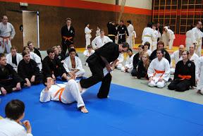 21. Internationaler Jiu Jitsu Lehrgang 12.-13.03.2011 in Otterbach