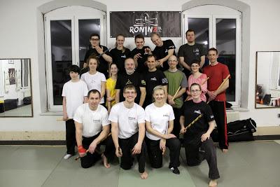 Cinco Tero Escrima Seminar mit Charles Goossens am 1.-2. Maerz 2014 in RoninZ Kampfkunstschule in Weingarten