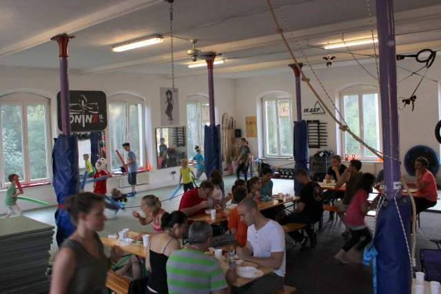 '5 Jahre RoninZ' Sommerparty 2015 18.07.2015 in RoninZ Kampfkunstschule