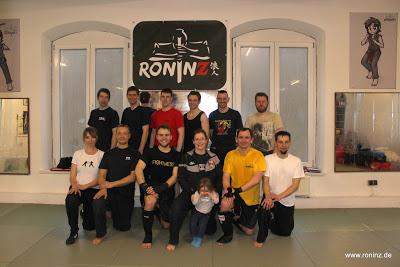 Box Workshop mit Sabrina und Christian am 12.03.2016 in in RoninZ Kampfkunstschule