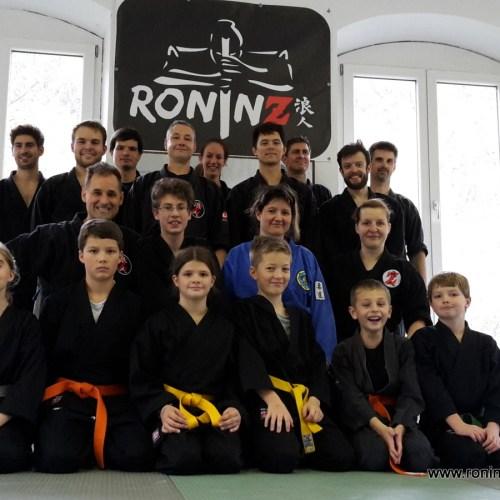 Ju-Jutsu-Do Seminar im Oktober 29.-30.10.2016 in RoninZ Kampfkunstschule
