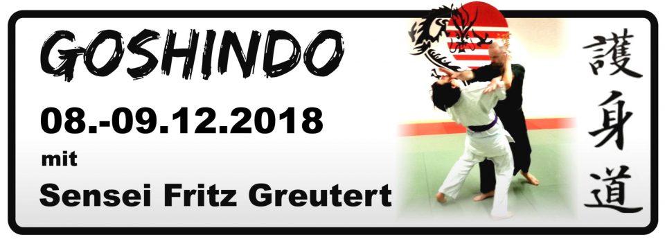 Goshindo 08.-09.12.2018